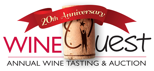 20th Anniversary Wine Quest Wine Tasting & Auction Image