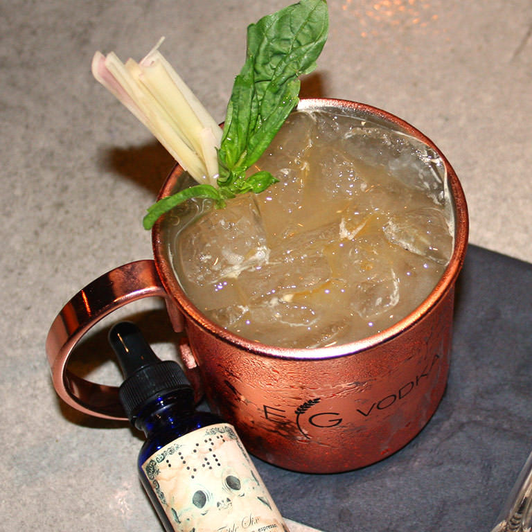 Not The Mule Next Door Recipe