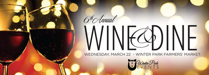 6th Annual Winter Park Wine & Dine Image