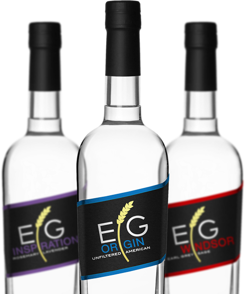 Enlightened Grain Vodka