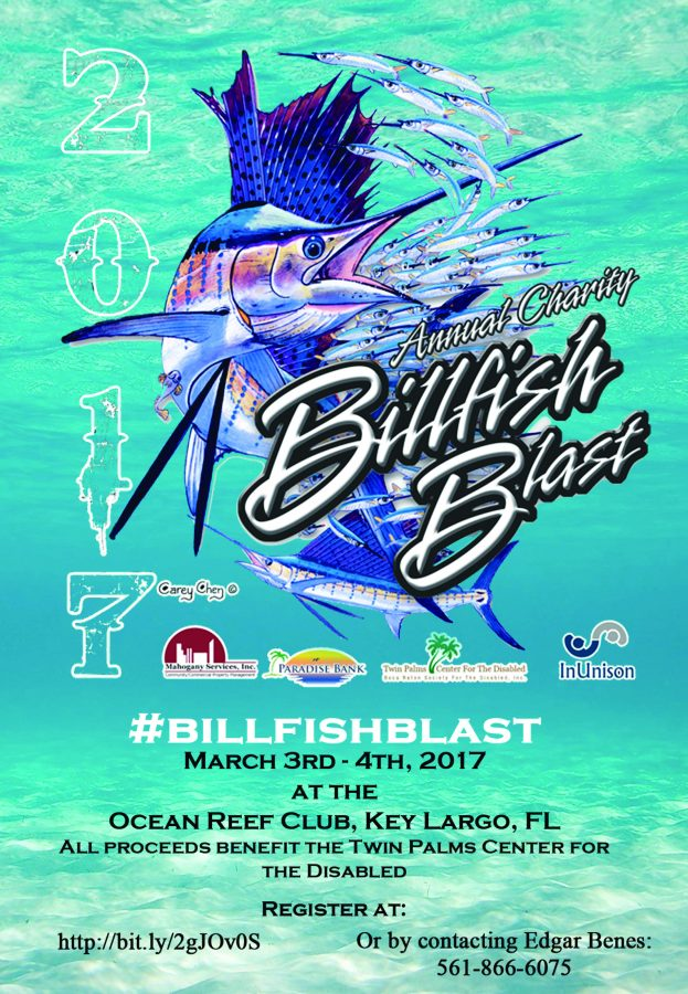 2017 Annual Charity Billfish Blast Image