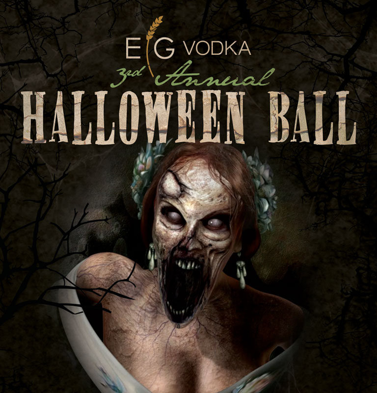 3rd Annual EG Vodka Halloween Ball Image
