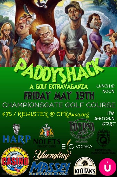 PaddyShack Golf Extravaganza Image