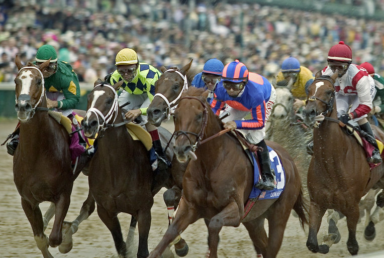 Kentucky Derby Day at Tampa Bay Downs Image
