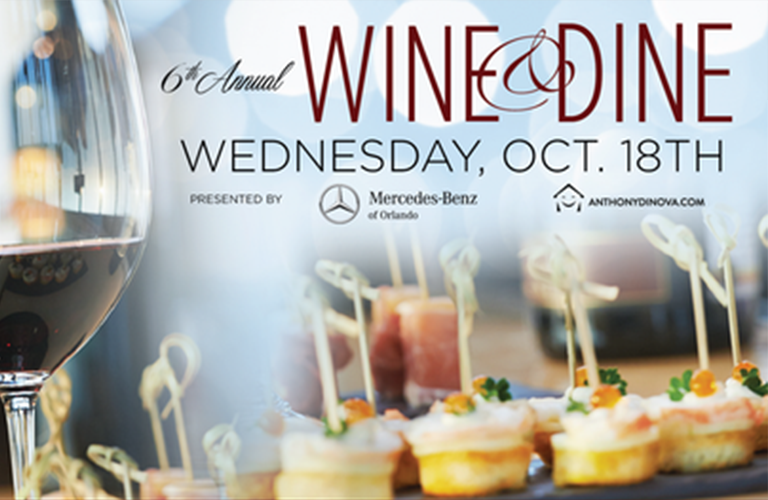 6th Annual Winter Park Wine & Dine Image